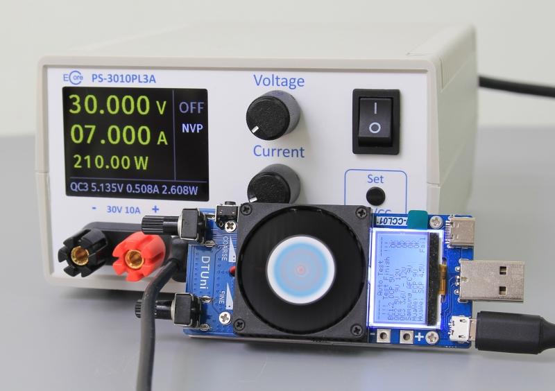 Контроллер быстрой зарядки QC3.0
